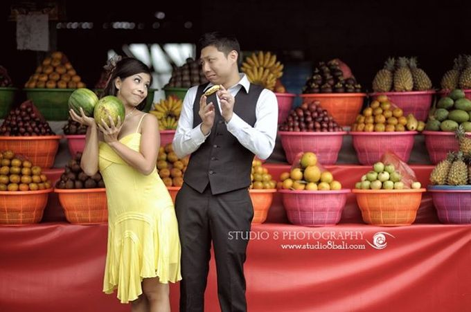 Prewedding - Evan & Shirley by Studio 8 Bali Photography - 023