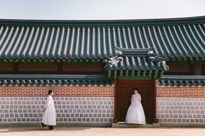 Prewedding Seoul by Ohana Enterprise - 005