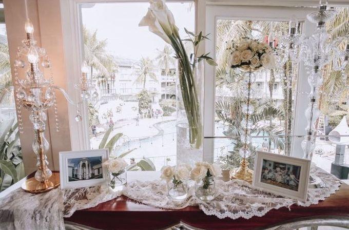 Leike & Yayan Wedding 1 July 2017 by Sheraton Bandung Hotel & Towers - 021