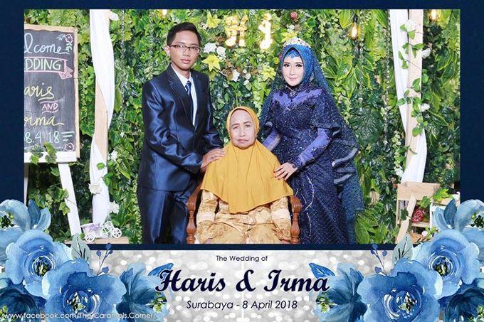 Haris & Irma - Wedding Day by The Caramel's Corner - 017