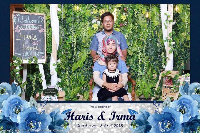 Haris & Irma - Wedding Day by The Caramel's Corner - 032