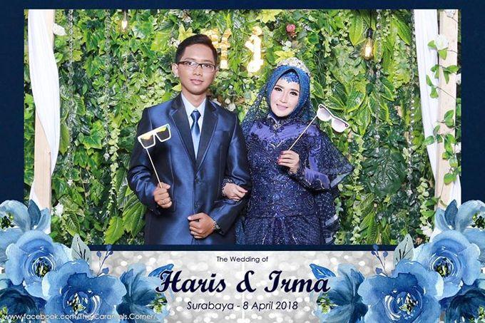 Haris & Irma - Wedding Day by The Caramel's Corner - 004