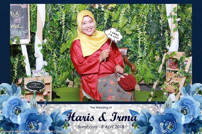 Haris & Irma - Wedding Day by The Caramel's Corner - 021