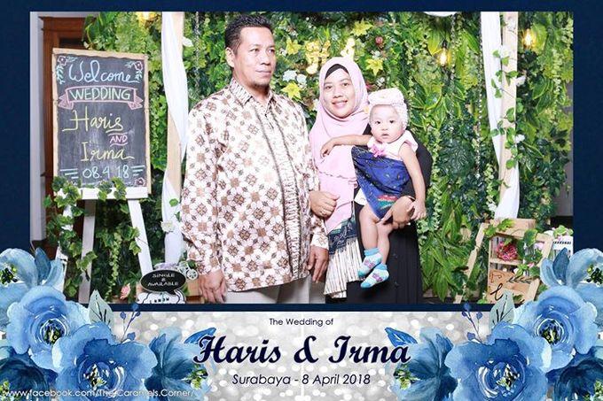 Haris & Irma - Wedding Day by The Caramel's Corner - 043
