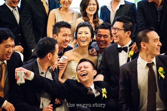 Melvin & Vero | the Wedding by The Wagyu Story - 035