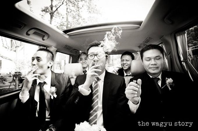 Melvin & Vero | the Wedding by The Wagyu Story - 005