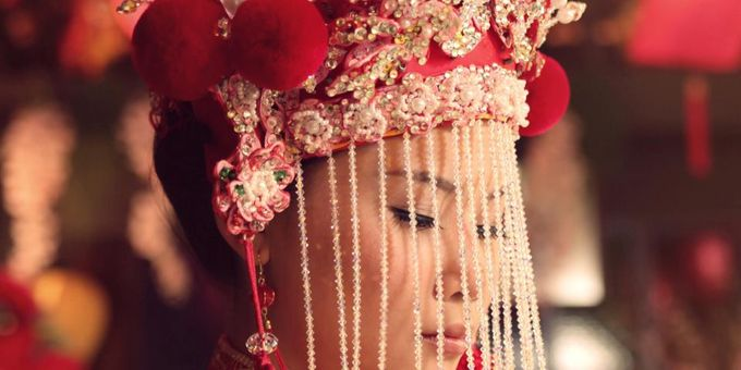 Beaute Diary  - Chinese Wedding by Jen Makeup Cubical - 005