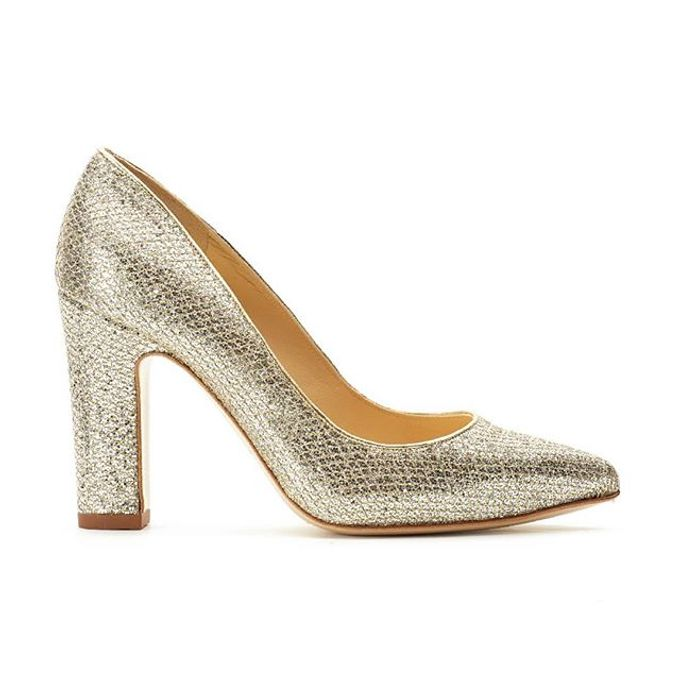 COMFORTABLE WEDDING AND OCCASION SHOES by SILVIA LAGO by SILVIA LAGO - 033