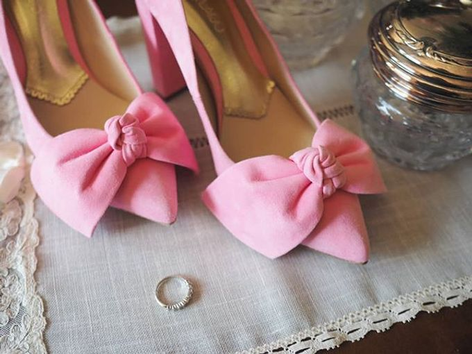 COMFORTABLE WEDDING AND OCCASION SHOES by SILVIA LAGO by SILVIA LAGO - 039