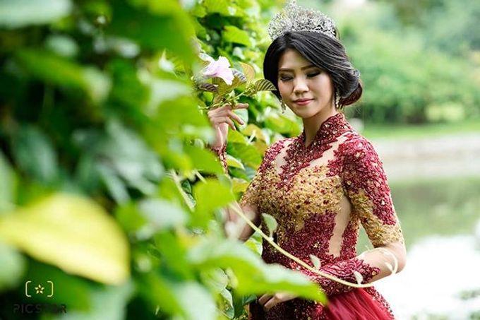 kebaya wedding by Rosegold - 037