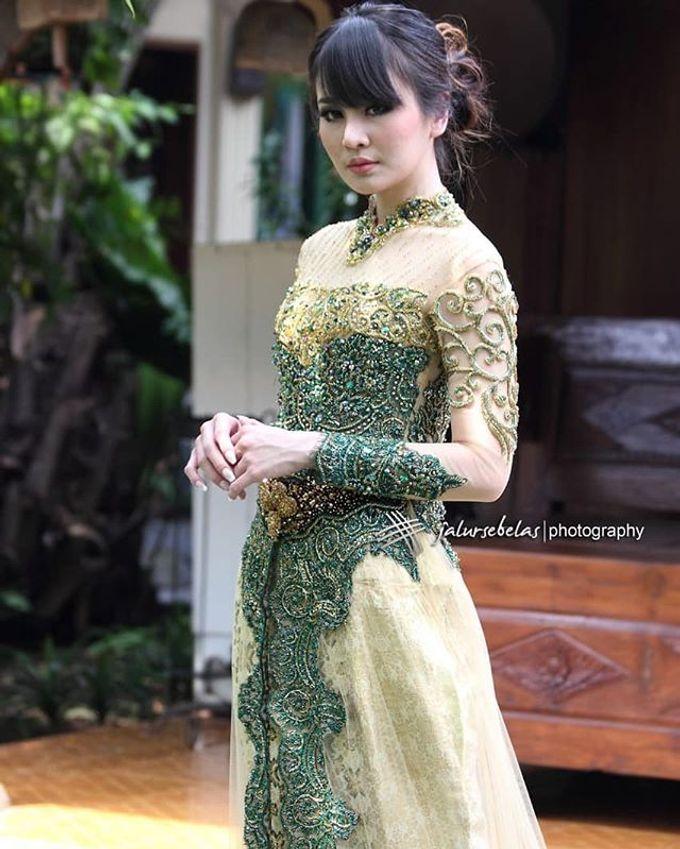 kebaya wedding by Rosegold - 030