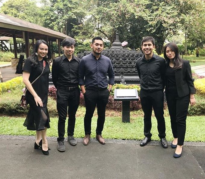 Roadshow Commonwealth Indonesia by Hotel Borobudur Jakarta - 001