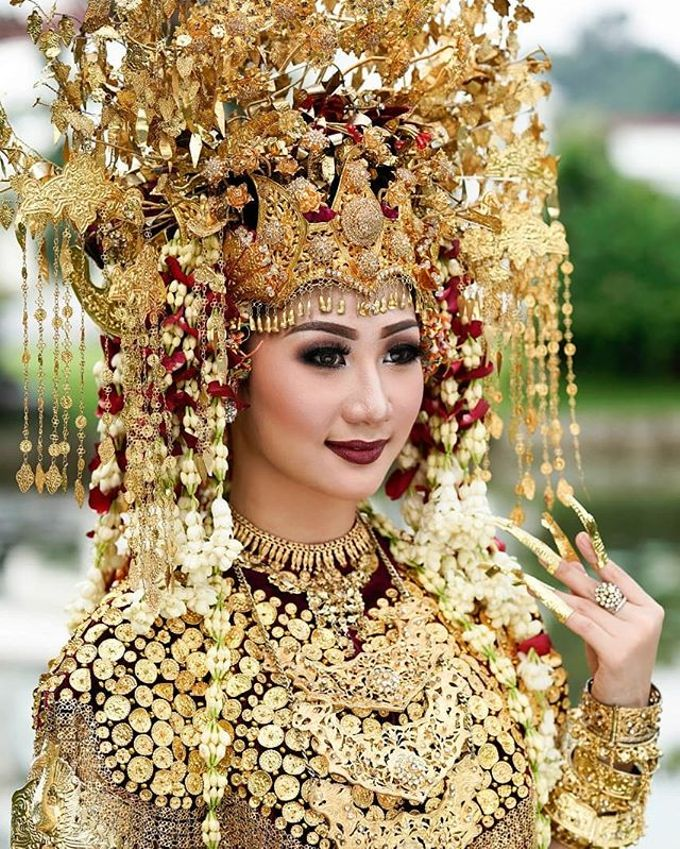kebaya wedding by Rosegold - 033