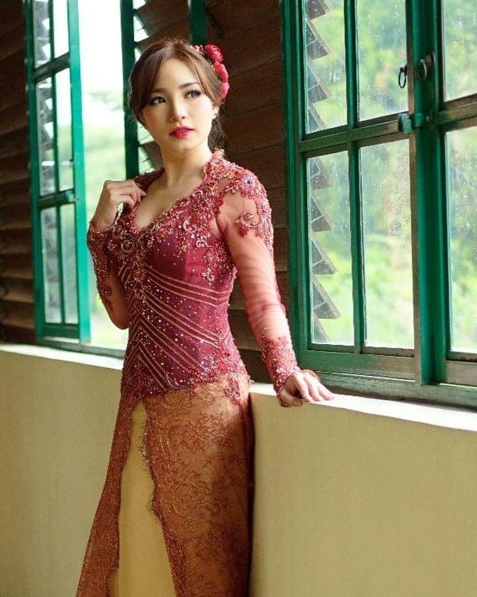 kebaya wedding by Rosegold - 032
