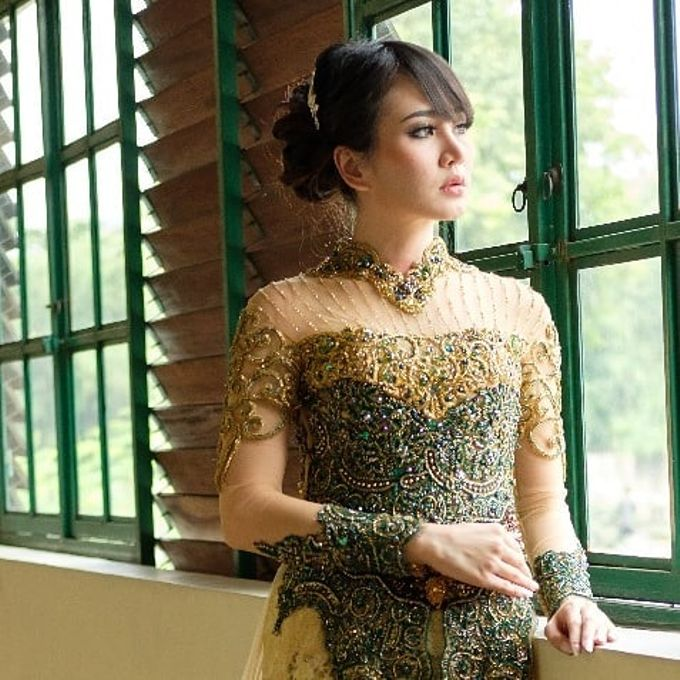 kebaya wedding by Rosegold - 028
