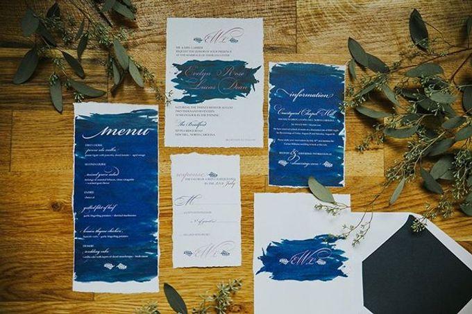 Custom Invitations by revelry + heart - 011