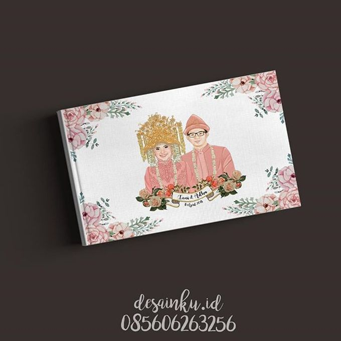 Traditional Adat Wedding Theme by desainku.id - 010
