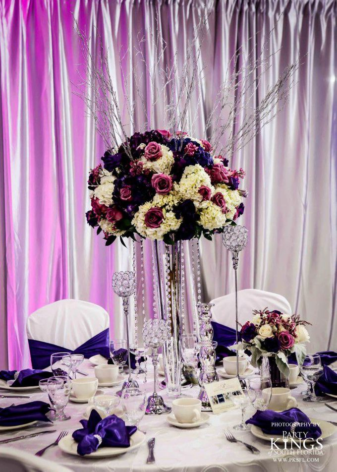 Sample Table Centerpiece Set up by Ocean Sky Hotel & Resort - 003