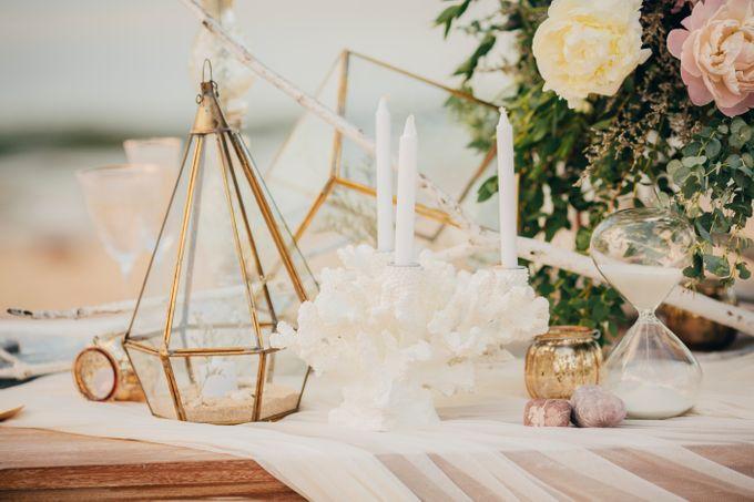 Pre-Wedding of Yilin & Benjamin by Sofitel Bali Nusa Dua Beach Resort - 004
