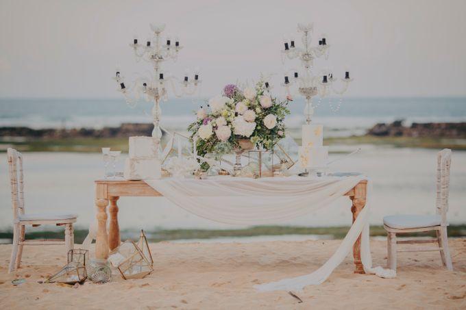 Pre-Wedding of Yilin & Benjamin by Sofitel Bali Nusa Dua Beach Resort - 001