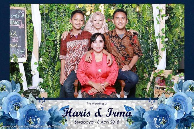 Haris & Irma - Wedding Day by The Caramel's Corner - 035