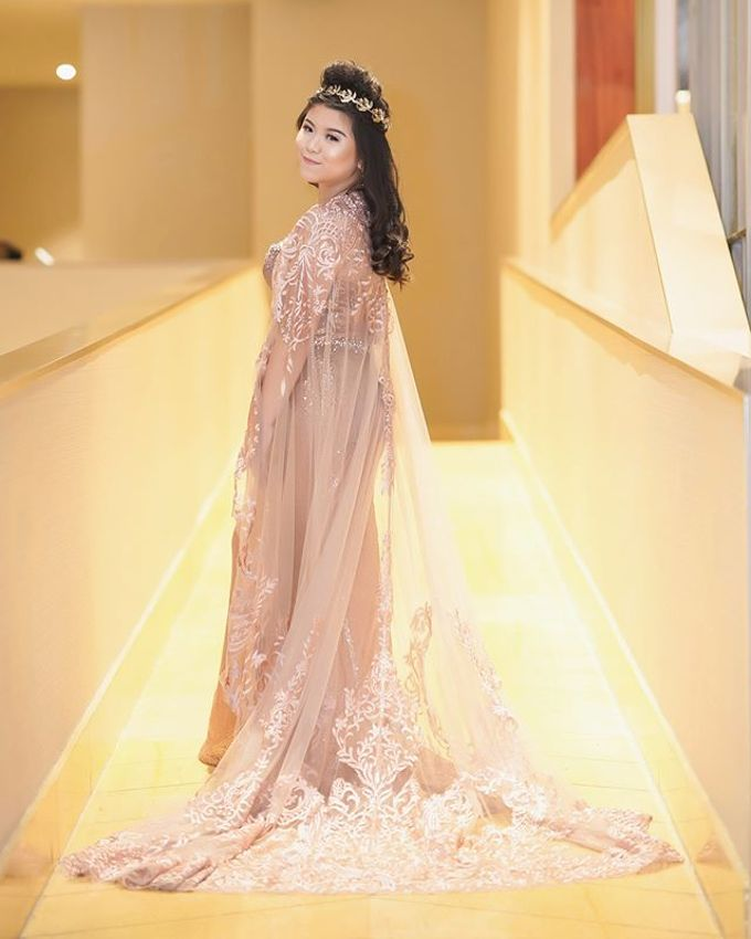 Evening Gown  by Tommy Pancamurti - 027