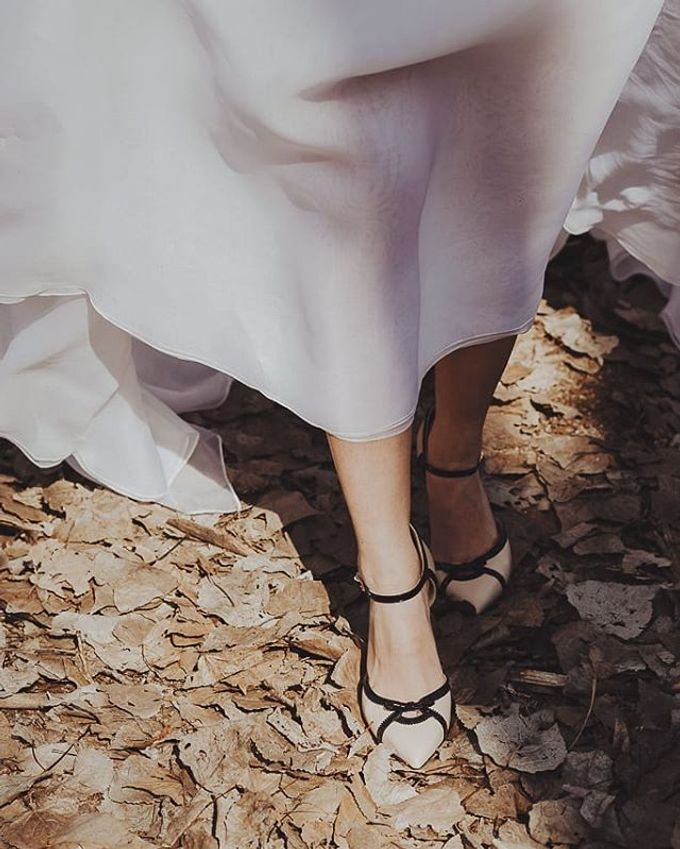 COMFORTABLE WEDDING AND OCCASION SHOES by SILVIA LAGO by SILVIA LAGO - 034