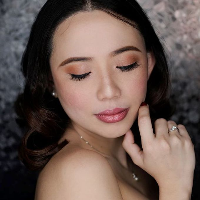Beauty Shots by Gale Dy Make Up Artistry - 005