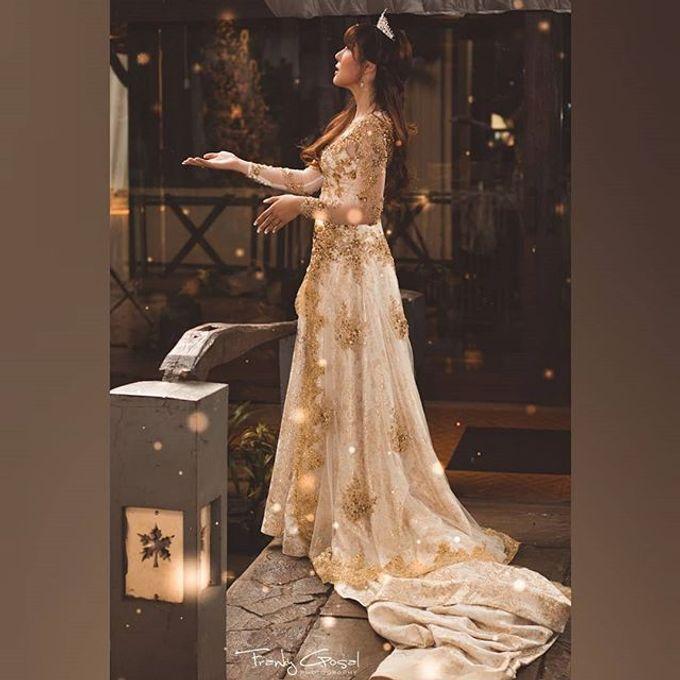 kebaya wedding by Rosegold - 005