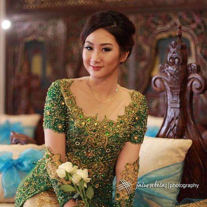 kebaya wedding by Rosegold - 024