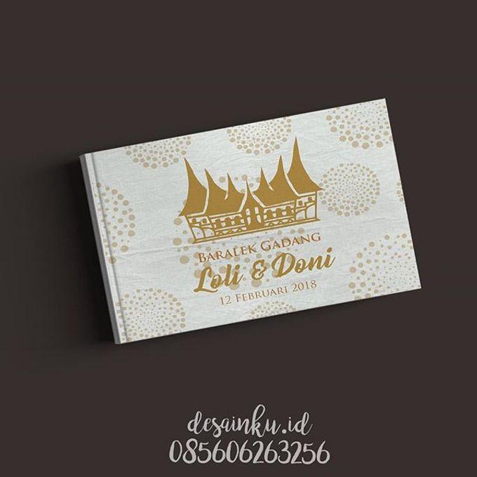 Traditional Adat Wedding Theme by desainku.id - 012