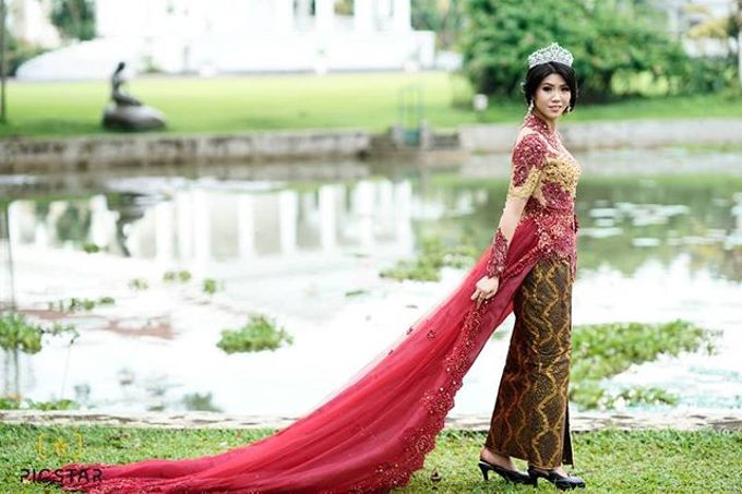 kebaya wedding by Rosegold - 046