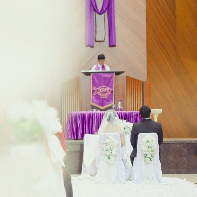 THE WEDDING OF FRENCES & SAMUEL by Chandani Weddings - 008