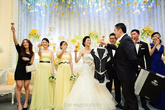 Melvin & Vero | the Wedding by The Wagyu Story - 034