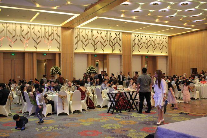 MC Wedding Holiday Inn Kemayoran Jakarta - Anthony Stevven by Holiday Inn Jakarta Kemayoran - 007