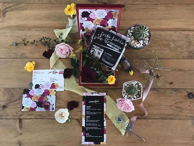 Custom Invitations by revelry + heart - 018