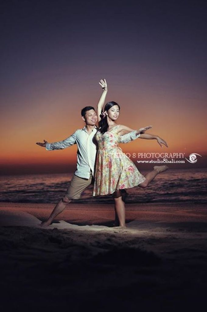 Prewedding - Evan & Shirley by Studio 8 Bali Photography - 036