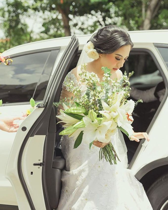 THE WEDDING OF FRENCES & SAMUEL by Chandani Weddings - 007