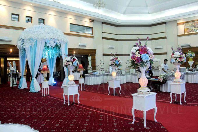 PUSPITA SAWARGI - Blue is the warmest colour. by PUSPITA SAWARGI (wedding and catering service) - 005