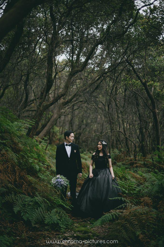 Derrick & Sonia Prewedding by Chroma Pictures - 029