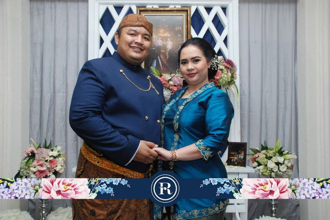 Wedding Of Rima & Rizky by Vivre Pictures - 007