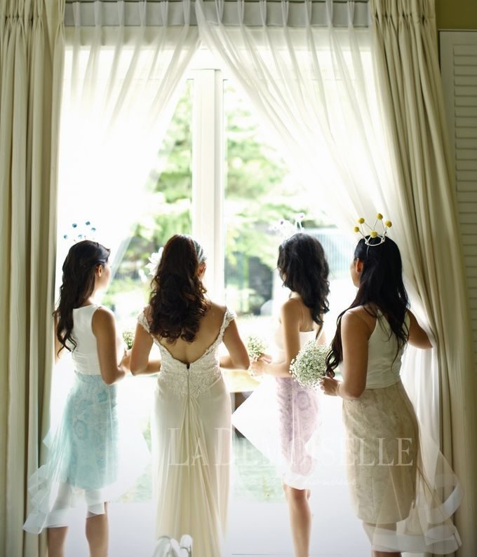 A Beautiful Bride To Be, Jeni Patty by Lademoiselle Bridesmaids - 026