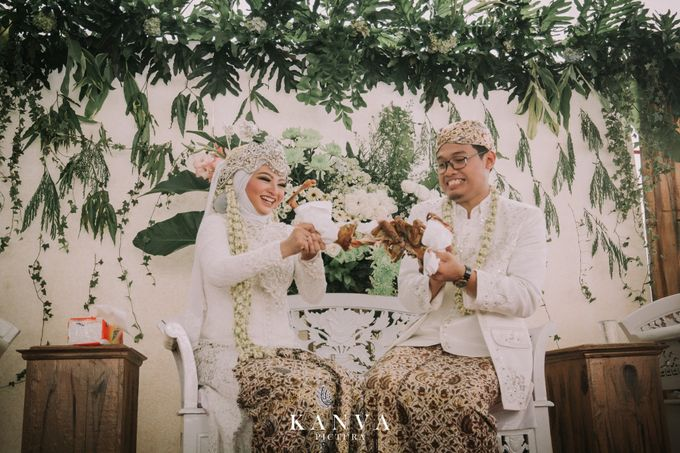 Mutia & Arief Wedding by Kanva Pictura - 029