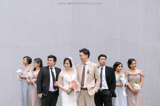 The One My Soul Loves | Kevin + Indy Wedding by Imperial Photography Jakarta - 029