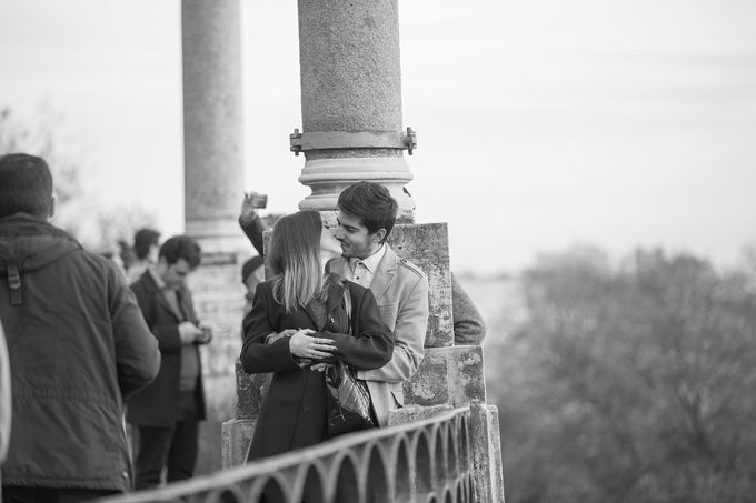 Engagement of Benedetta & Manolo by DR Creations - 024