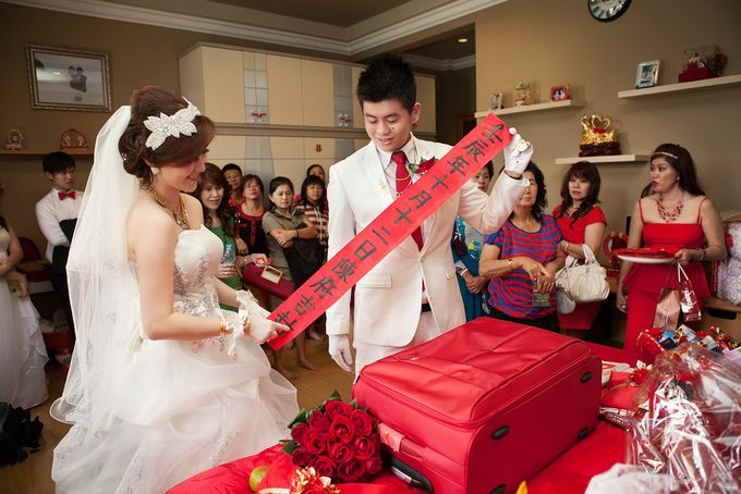 Fery & Nova - Wedding Day by HD Photography - 021