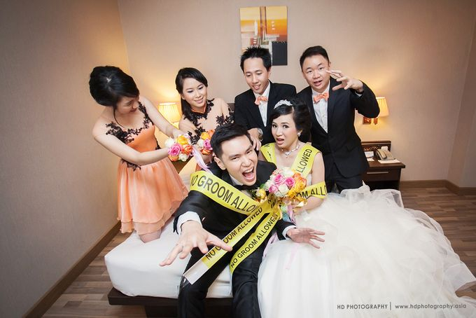 Wong & Devy - Wedding Day by HD Photography - 028