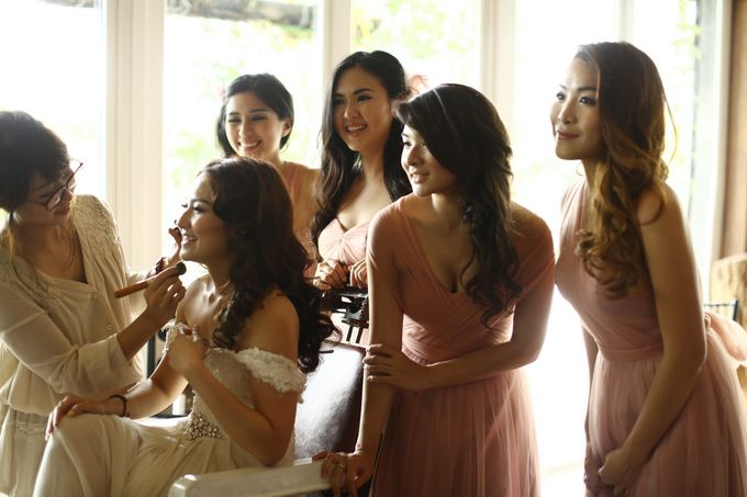 A Beautiful Bride To Be, Jeni Patty by Lademoiselle Bridesmaids - 029