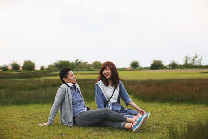 Engagement shoot at Steveston Richmond by Rebecca Ou Photography - 030
