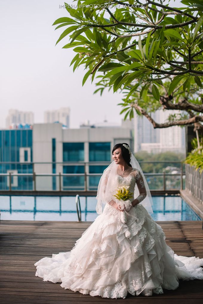 Yonathan & Dina Wedding by Imperial Photography Jakarta - 023